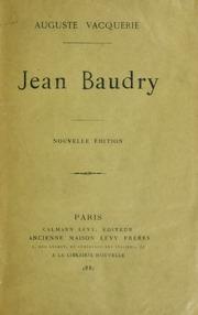 Jean Baudry