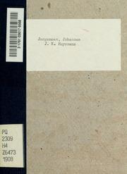 J. K. Huysmans
