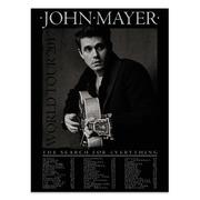 john mayer live at cynthia woods mitchell pavilion on 2017 08 06