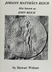 Johann Matthaeus Reich also known as John Reich