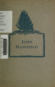 """use of english language and technical structure in sea fever by john masefield John masefield's poem """"sea fever"""" is a work of art that brings beauty to the english language through its use of storng technical structure and a veryполностью."""