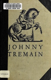 Johnny tremain a novel for old and young forbes esther free johnny tremain a novel for old and young forbes esther free download borrow and streaming internet archive fandeluxe Choice Image