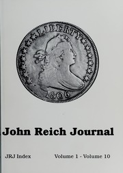 John Reich Journal: JRJ Index