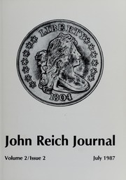 John Reich Journal, July 1987