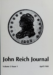 John Reich Journal, April 1988