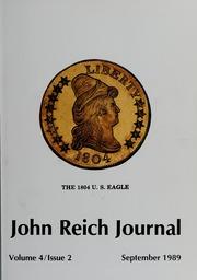 John Reich Journal, September 1989