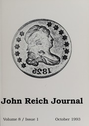 John Reich Journal, October 1993