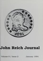 John Reich Journal, January 1994