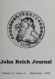 John Reich Journal, September 1995