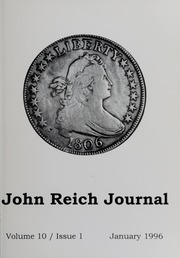 John Reich Journal, January 1996