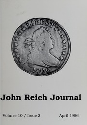 John Reich Journal, April 1996