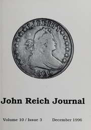 John Reich Journal, December 1996
