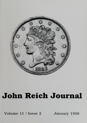 John Reich Journal, January 1998