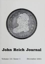 John Reich Journal, December 2001