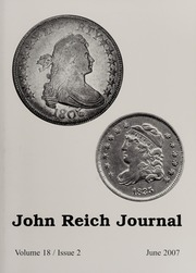 John Reich Journal, June 2007
