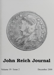 John Reich Journal, December 2008