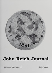 John Reich Journal, July 2009