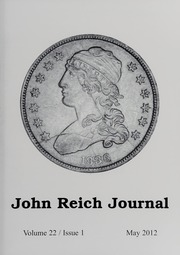 John Reich Journal, May 2012