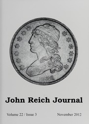 John Reich Journal, November 2012