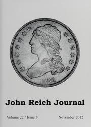 John Reich Journal, November 2012