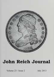John Reich Journal, July 2013