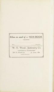 Johnson cash book, 1946-1948
