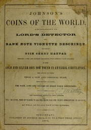 Johnson's Coins of the World: A supplement to Lord's Detector