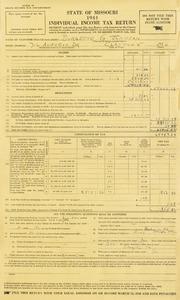 Johnson Taxes 1944