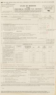 Johnson Taxes 1945