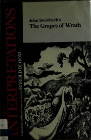 an analysis of the use of language in the grapes of wrath by john steinbeck The list of literary devices used in steinbeck's the grapes of wrath is a long one, but here are just a few examples literary devices are forms of figurative language, also known as figures of speech.