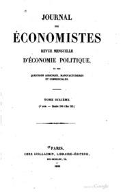 Journal des économistes