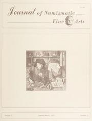 Journal of Numismatic Fine Arts: Vol. 1 No. 2