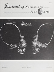Journal of Numismatic Fine Arts: Vol. 1 No. 6