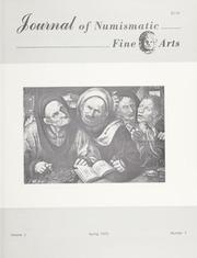Journal of Numismatic Fine Arts: Vol. 1 No. 7