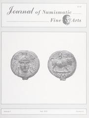 Journal of Numismatic Fine Arts: Vol. 1 No. 9