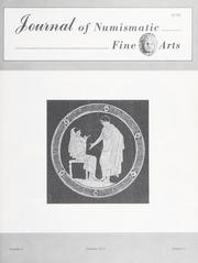 Journal of Numismatic Fine Arts: Vol. 2 No. 2