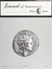Journal of Numismatic Fine Arts: Vol. 5 No. 2