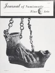 Journal of Numismatic Fine Arts: Vol. 5 No. 4