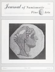 Journal of Numismatic Fine Arts: Vol. 1 No. 10