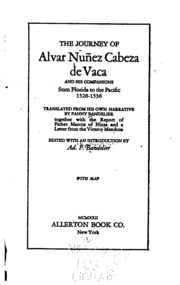 an introduction to the history of alvar nunez cabeza de vaca Alvar nunez cabeza de vaca, from a journey through texas - duration: cabeza de vaca a texas history cartoon for school - duration: 2 minutes, 15 seconds.