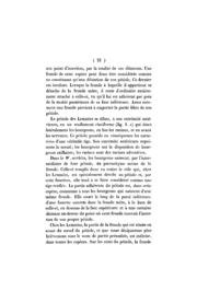 Vol 8: Observations sur la physiologie des Lemnacées