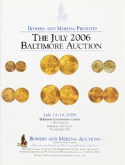 The July 2006 Baltimore Auction
