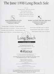 The June 1998 Long Beach Sale