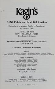 Kagin's 315th Sale: C.S.N.S. Sale