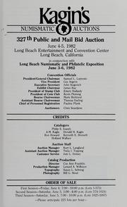 Kagin's 327th Sale: Long Beach Numismatic & Philatelic Exposition