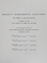 Kagin's 331st Sale: Great Eastern Numismatic Association
