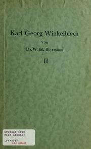 Vol 2: Karl Georg Winkelblech Karl Marlo. Sein Leben und sein Werk