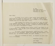 Helga J. Katz, Henry Juelich Correspondence, 1948-2002
