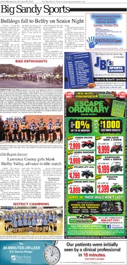 Big Sandy news (The) - 2012-10-17