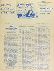 Kelly's coins and chatter. [05/08/1953]